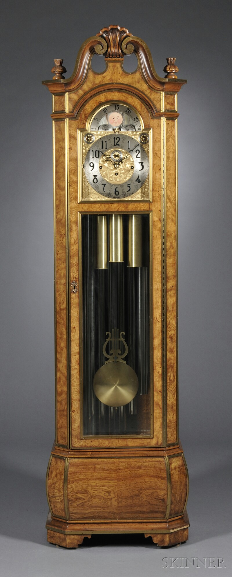 What Is A Herschedes Grandfather Clock Serial Number 63870