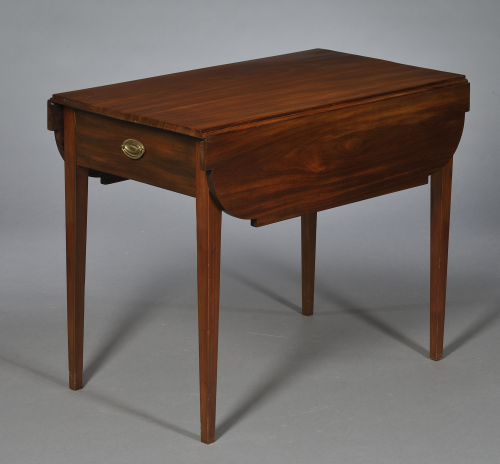 What Is A Pembroke Table Worth Skinner Inc
