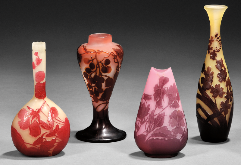 Emile Galle and the Lasting Appeal of Art Nouveau Glass ...