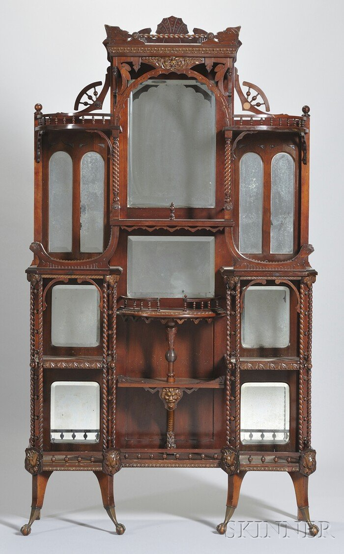 Furniture antique on pinterest victorian furniture art for Victorian furniture