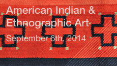 American Indian & Ethnographic Art