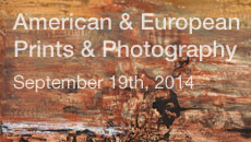 American & European Prints & Photography