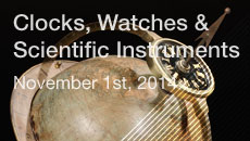 Clocks, Watches & Scientific Instruments