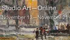 Studio Art—Online