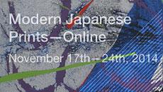 Modern Japanese Prints—Online