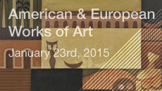 American & European Works of Art