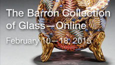 The Barron Collection of Glass—Online