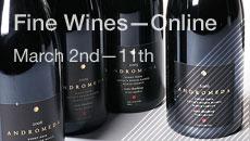 Fine Wines—Online