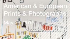 American & European Prints & Photographs