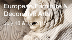 European Furniture & Decorative Arts