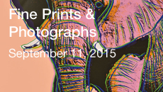 Fine Prints & Photographs