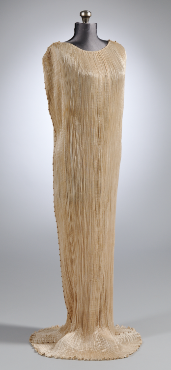 Delphos Gown | Mariano Fortuny