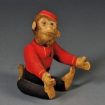 Vintage Schuco Yes/No Bellhop Monkey (Lot 50, Estimate $200-$300)