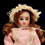 Small Figure C Bisque Head Jules Steiner Bebe, France, c. 1870s (Lot 152, Estimate $3,000-$5,000)