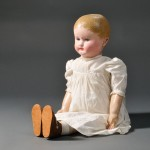 Large Martha Chase Cloth Sockinet Doll (Lot 51, Estimate $700-$900)