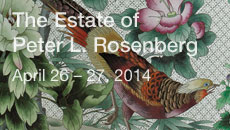 The Estate of Peter L. Rosenberg