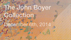 The John Boyer Collection