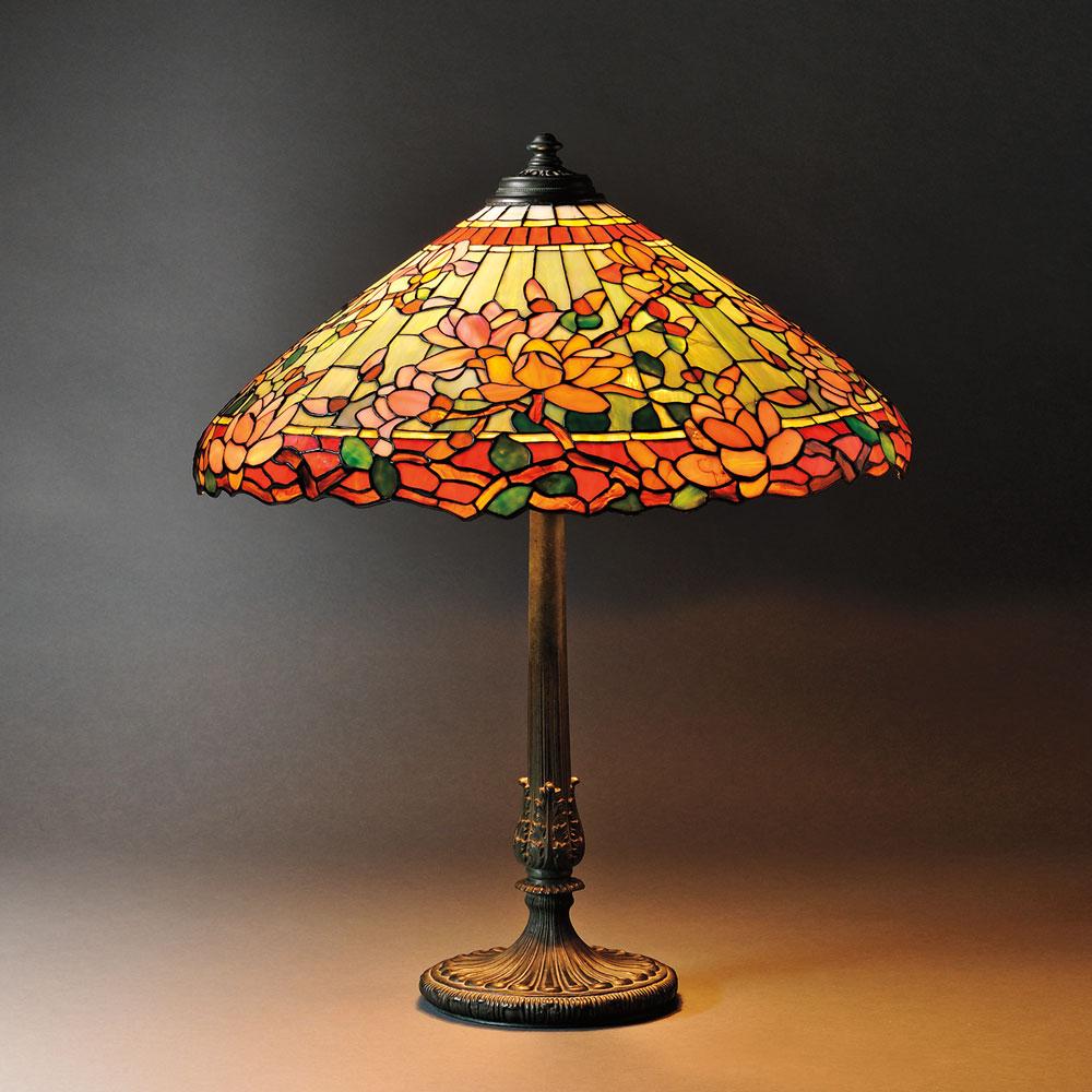Art Glass Lamp Shades