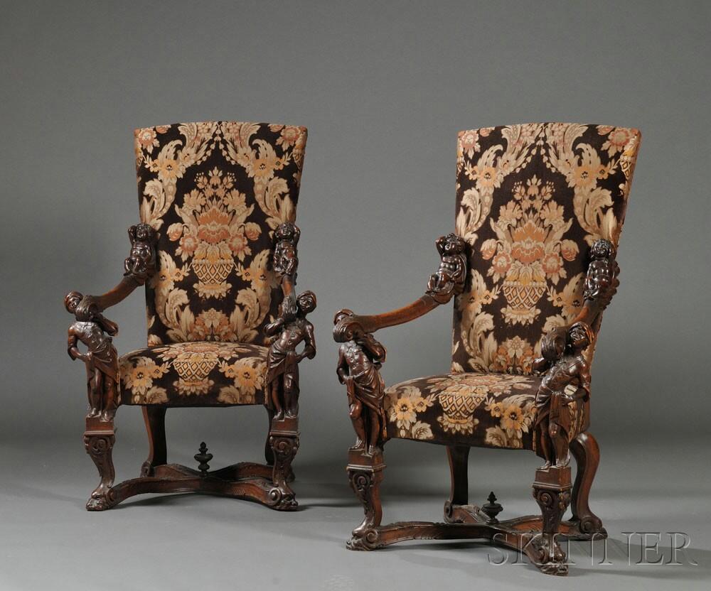 European Furniture Amp Decorative Arts Sale 2663b