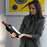 Marie Keep, Director of Fine Wines at Skinner