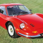 1972 Ferrari Dino 246 GT, at auction November 2, 2013 (Lot 1, Estimate $140,000-$240,000)