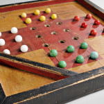 Fox and Geese Gameboard, late 19th century (Lot 777, Estimate $400-$600)