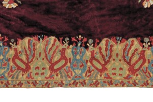 Greek Island Embroidery, Epirus, early 18th century (Lot 139, Estimate $5,000-$7,000)