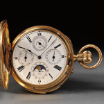 Hamilton & Company Triple Complicated Minute-repeating Watch, No. 4117 (Lot 442,   Estimate $20,000-$40,000)