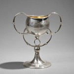 Tiffany & Co. Sterling Silver Larchmont Yacht Club Trophy, c. 1886
