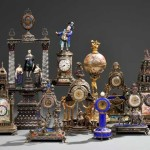 Viennese Table Clocks from a Private Southern Collector