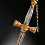 Identified Ames Presentation Sword, c. 1848 (Lot 80, Estimate $3,000-$5,000)