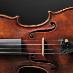 [Detail] Fine Italian Violin, Joannes Franciscus Pressenda, Turin, c. 1835 (Lot 20, Estimate $180,000-$220,000)