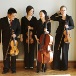 """Praised for their """"beautiful sound"""" (Beijing Global Times) the Arneis Quartet is proving to be one of the finest emerging ensembles of its generation."""