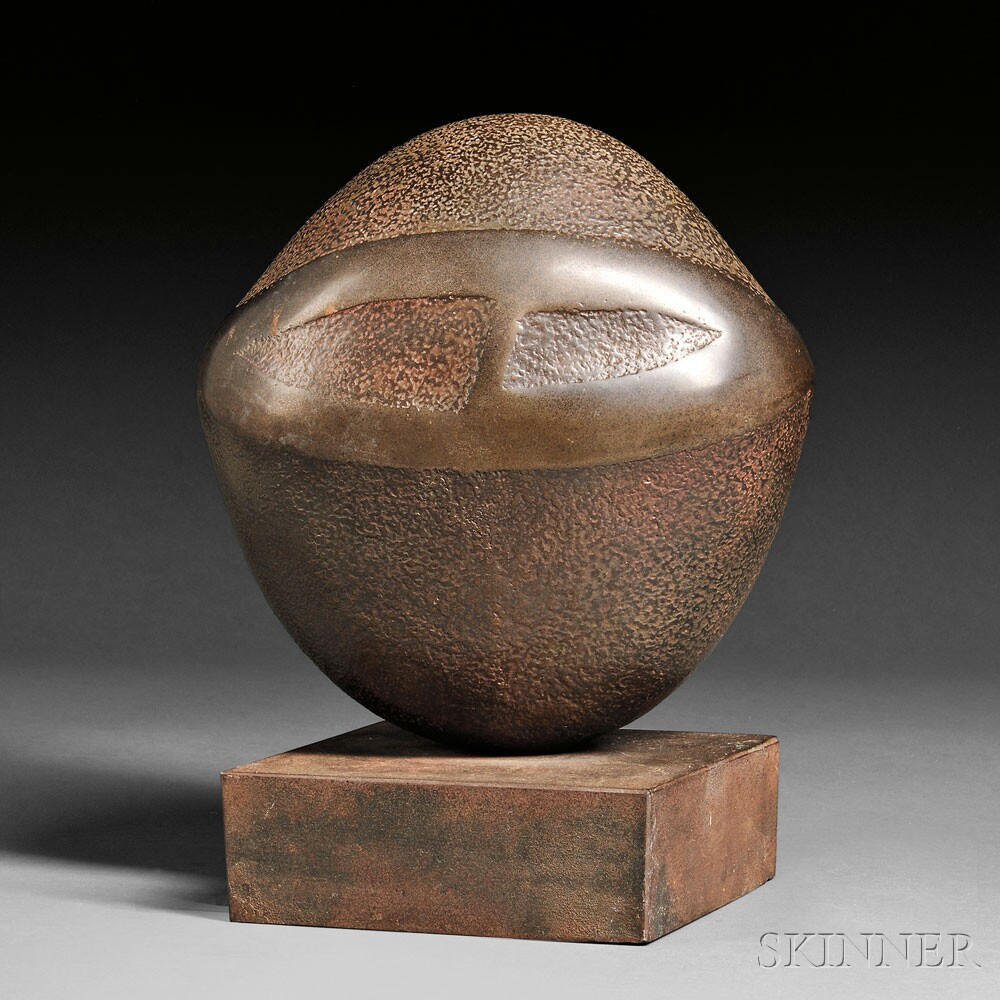 The John Boyer Collection Of Contemporary Paintings Amp Sculpture Skinner Auctioneers
