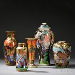 Selection of Wedgwood Fairyland Lustre Lots on Offer