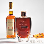 The Macallan Select Reserve 1946 and Macallan 55 Years Old  (Lot 292, Estimate $6,000-$8,000 and Lot 291, Estimate $15,000-$18,000)