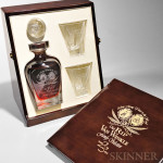 Old Rip Van Winkle Family Selection 23 Year Decanter (Lot 308, Estimate $4,500-$6,000)