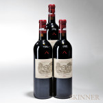 Chateau Lafite Rothschild 2008, three bottles (Lot 93, Estimate $1,500-$2,200)