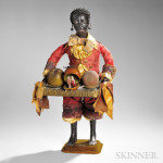 Fruit Seller Automaton, Gustav Vichy, Paris, France, c. 1870 (Lot 264, Estimate $25,000-$45,000)