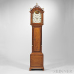 Aaron Willard Mahogany Tall Clock, Boston, Massachusetts, c. 1790 (Lot 59, Estimate $12,000-$18,000)