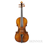 Modern Italian Violin, Gaetano Sgarabotto, Milan, c. 1920 (Lot 18, Estimate $34,000-$38,000)