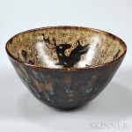 Jizhou Tea Bowl, China, Song dynasty (Lot 127, Estimate $800-$1,000)
