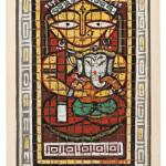 Jamini Roy (1887-1972) Painting, India, 20th century (Lot 15, Estimate $10,000-$15,000)
