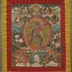Vajrayogini Thangka, Tibet, 19th century (Lot 71, Estimate $4,000-$6,000)