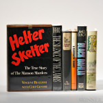 Modern Novels Adapted to Film Thrillers, Six Volumes (Lot 1057, Estimate $200-$400)