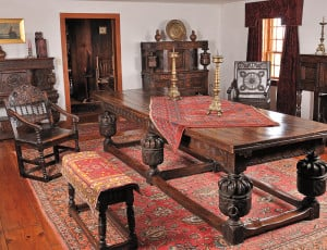 The Sara and Bob Hunt Collection of Early English Oak