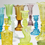 Selection of Sandwich glass on offer