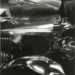 Brett Weston (American, 1911-1993) Abstraction (Car Reflections)(Lot 1104, Estimate $800-$1,200)