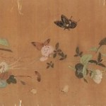 Handscroll Depicting Flora and Fauna, China, in the manner of Qian Xuan (1239-1299) (Lot 497, Estimate $800-$1,000)