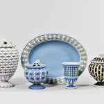 Selection of Wedgwood Tricolor Jasper Dip Strapware